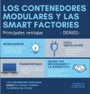 Infografía ventajas de contenedores modulares