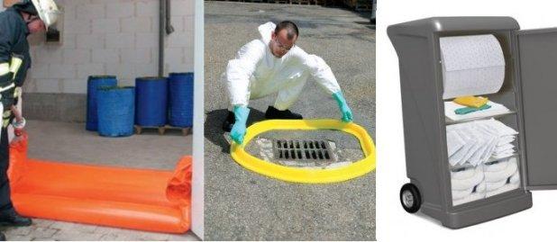 Gestión de los derrames químicos