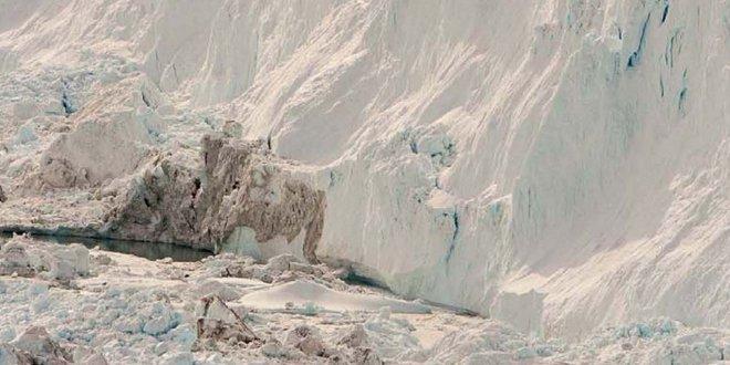 El calentamiento global está causando grandes perdidas de masas de hielo en Groenlandia