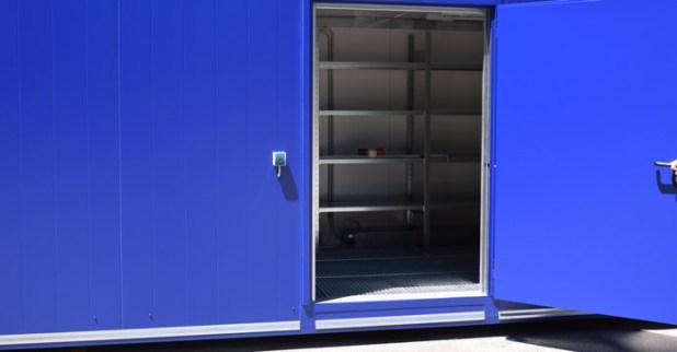 Instalaciones de almacenamiento para el reciclaje