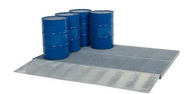 Almacenamiento de líquidos inflamables y combustibles