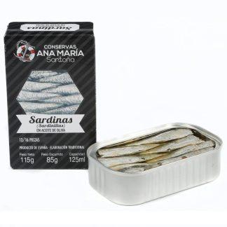 sardinas ana maria 115grs