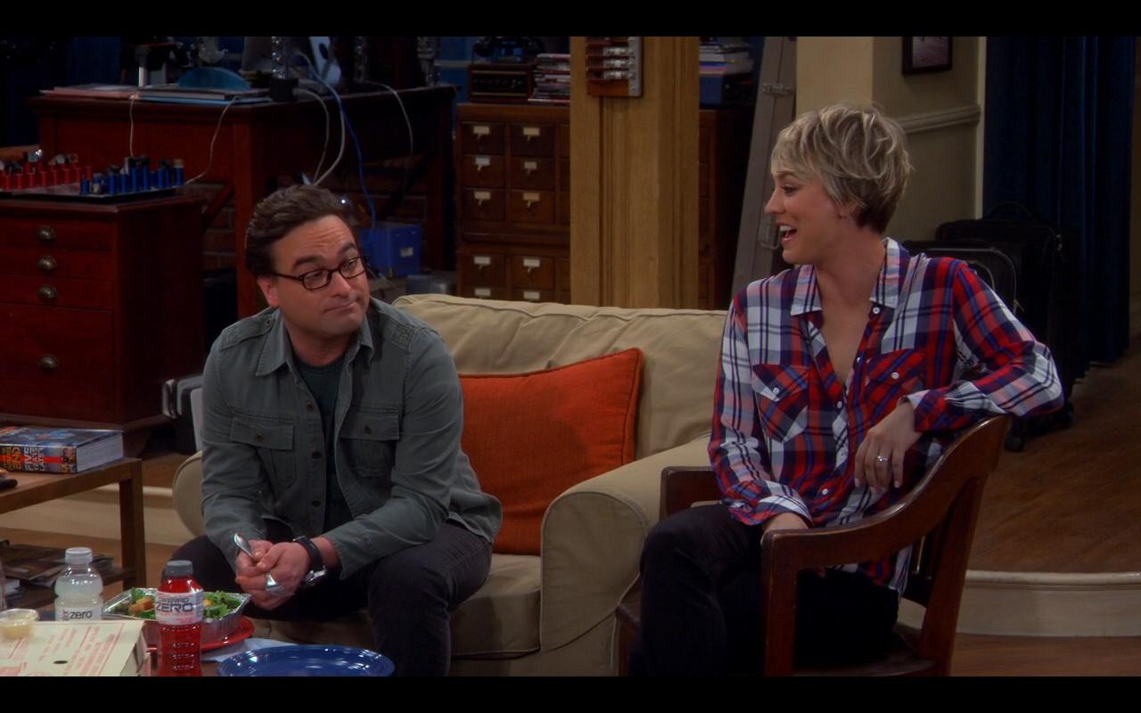 Powerade Zero The Big Bang Theory Tv Show