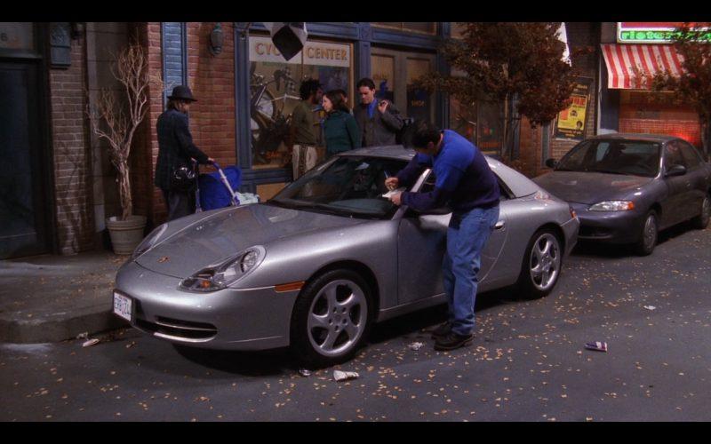 Porsche  Friends TV Show