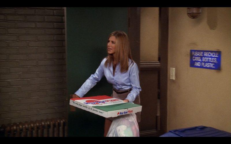 Ray Bari Pizza Friends TV Show