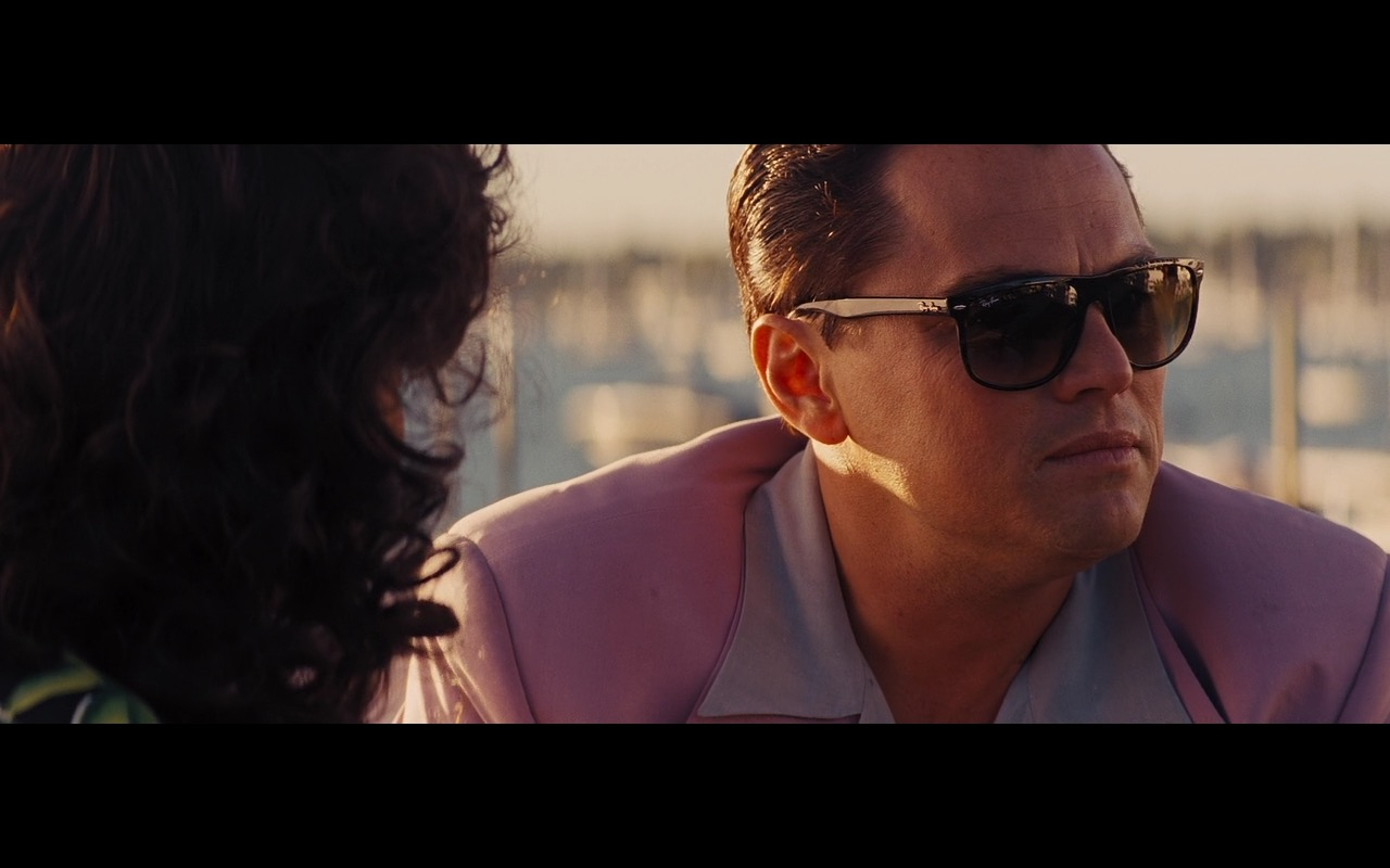 RayBan Sunglasses For Men  The Wolf of Wall Street 2013