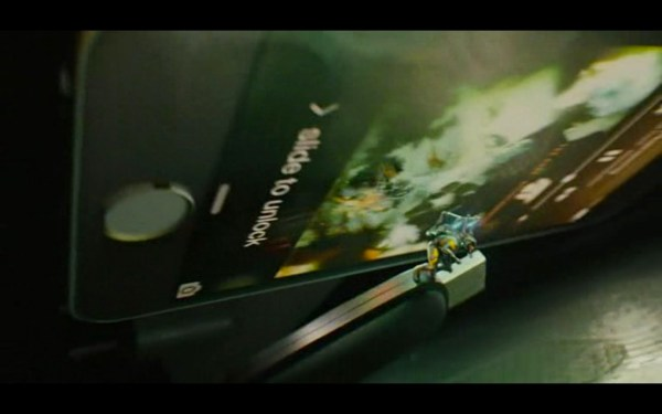 Apple Iphone 6 And Siri Ant-man 2015 Movie Scenes