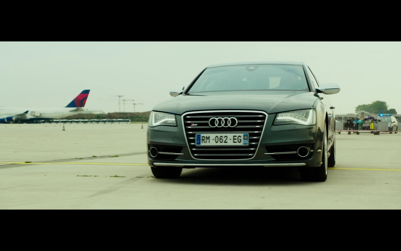 Audi S8 – The Transporter Refueled 2015 Movie
