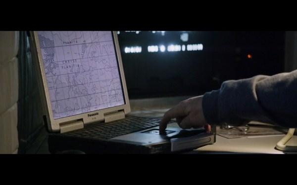 Panasonic Laptop Martian 2015 Movie