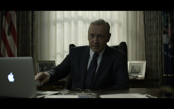 Macbook Pro - House Of Cards Tv Show
