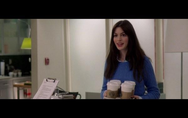 Starbucks Coffee Devil Wears Prada 2006 Movie