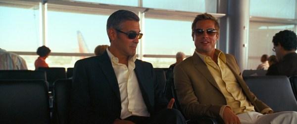 Oliver Peoples Strummer Sunglasses Worn Brad Pitt And