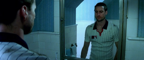 Fila Polo Shirt Worn Luke Wilson In Royal