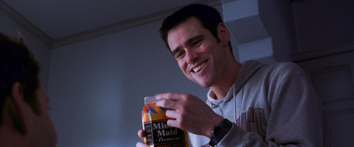 small resolution of minute maid premium orange juice and jim carrey in the cable guy 1996