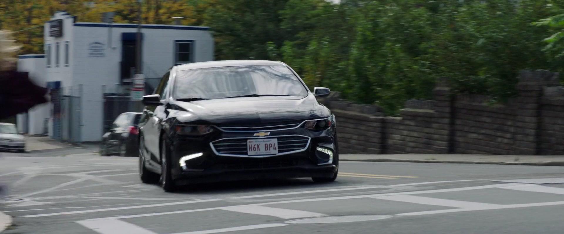Chevrolet Malibu Car Driven by Denzel Washington in The
