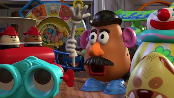 Hasbro . Potato In Toy Story 1995 Animation Movie