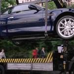 Aston Martin Db7 Vantage Sports Car Used By Rowan Atkinson In Johnny English 2003