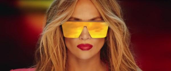 Quay Australia Sunglasses Worn Jennifer Lopez In