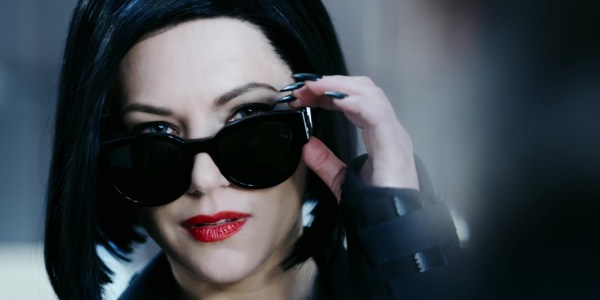 Ysl Sunglasses Worn Actress In Polar 2019 Movie