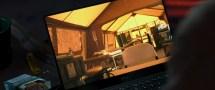 Dell Laptop Used Simon Pegg In Slaughterhouse Rulez