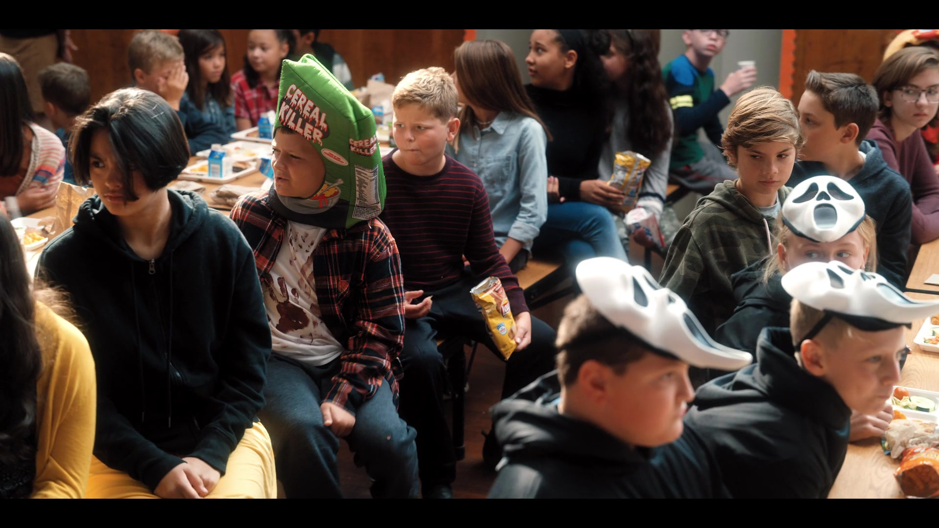 Audience reviews for hubie halloween. Lay's Chips In Hubie Halloween (2020)