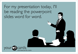 No! No! Not Another PowerPoint! (BoomerBlix)