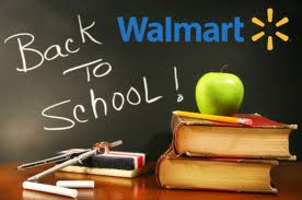 $100 Walmart Gift Card Back To School Giveaway