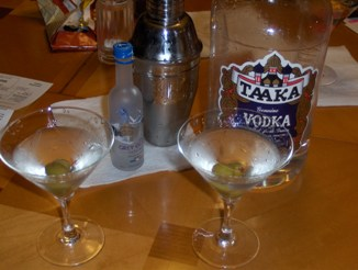 Taaka Vodka  Can you actually make a good martini with