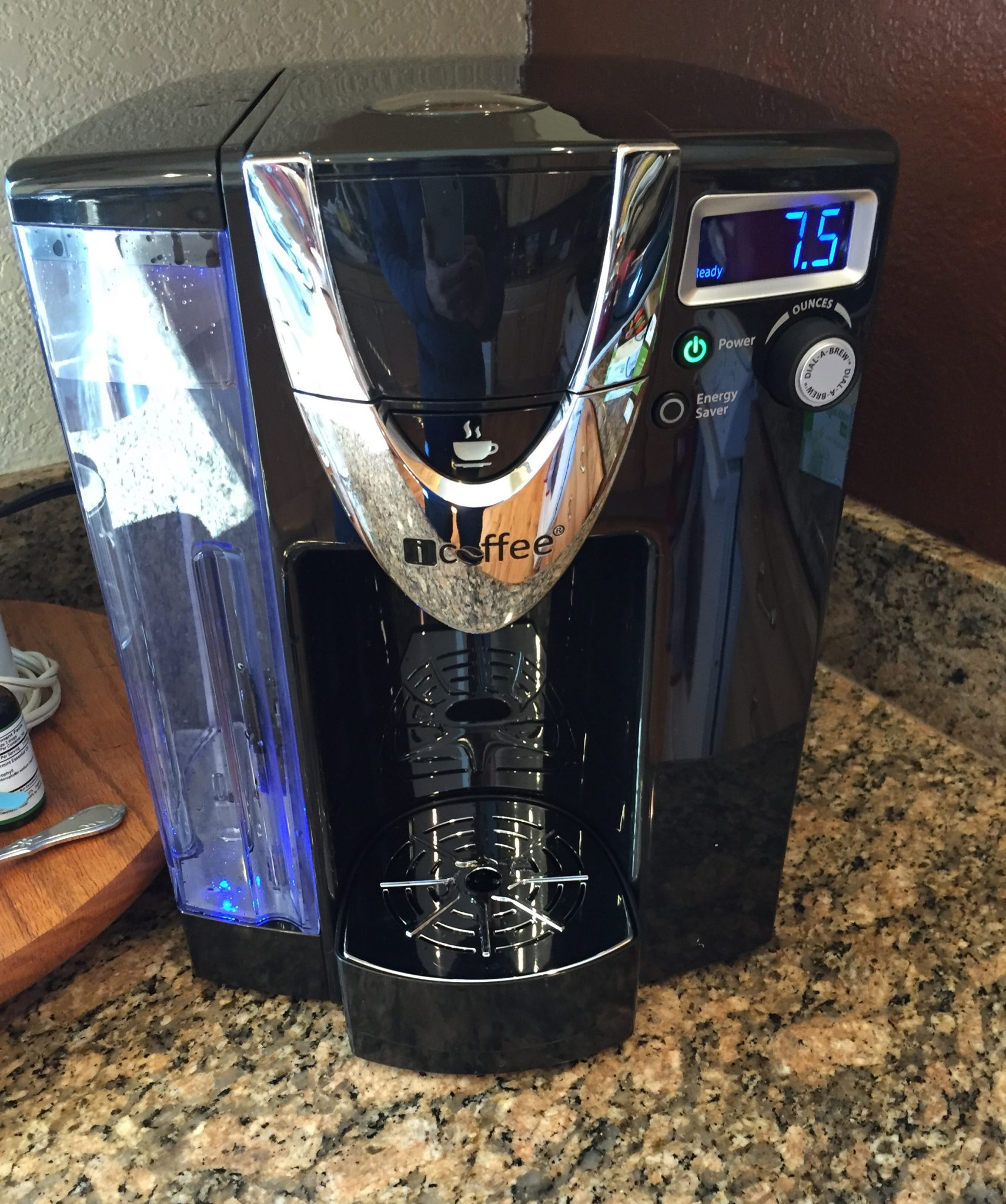 iCoffee Opus Review. Does it really make better coffee than Keurig?