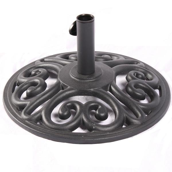 cast iron umbrella base leisure select