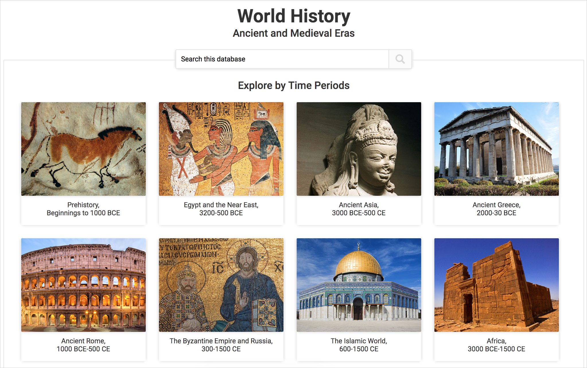 World History Ancient And Me Val Eras