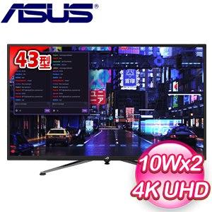ASUS 華碩 ROG Strix XG438Q 43型 4K UHD FreeSync 2 HDR電競螢幕 AUTOBUY購物中心