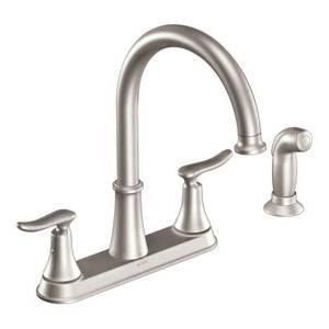 moen graeden two handle faucet