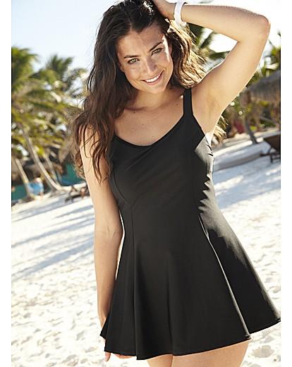 Beach To Beach Swimdress- Simply Be