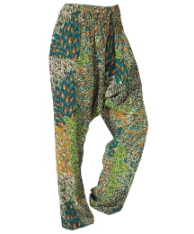 Plus Size Hareem Trouser