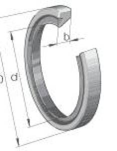 Oil seal inch dwg also measurement seals on emerson bearing rh products emersonbearing