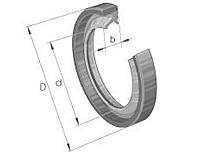 Metric Oil Seals On Emerson Bearing