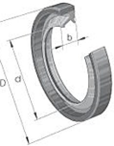 Oil seal metric dwg also seals on emerson bearing rh products emersonbearing