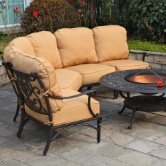 Swivel Chair Quotes Osaki Massage Dealers Grand Tuscany Deep Seating Sectional By Hanamint | Family Leisure