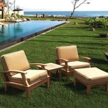 teak patio furniture requires