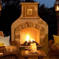 Sonoma Fireplace by The Outdoor GreatRoom Company ...