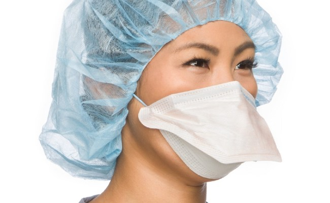 Fluidshield N95 Particulate Filter Respirator And Surgical