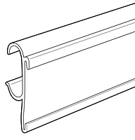 Part # 108617, White Color Double Wire Shelf