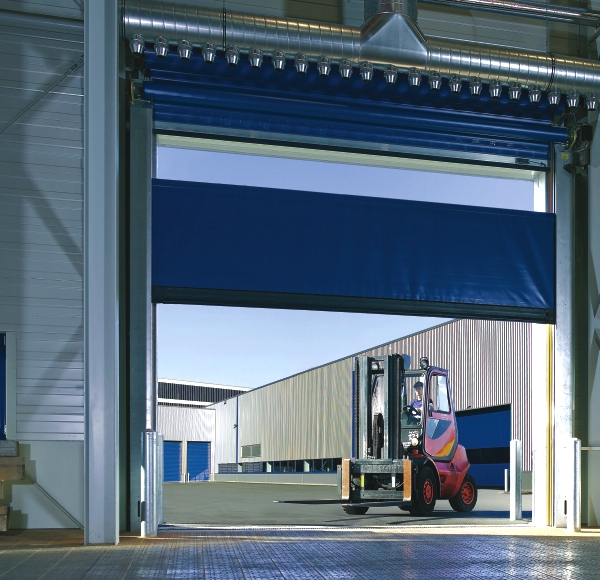V 6030 SEL Hormann Fabric High Speed Doors  Samson Doors Online Shop