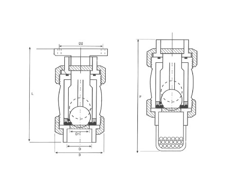 small resolution of 1 2 to 4 inch in ball check valves