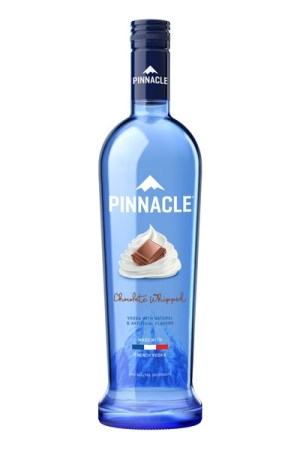 Pinnacle Chocolate Whipped Vodka Price & Reviews | Drizly