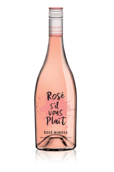 S'il-vous-plaît : s'il-vous-plaît, Rosé, Plaît, Mimosa, Price, Reviews, Drizly