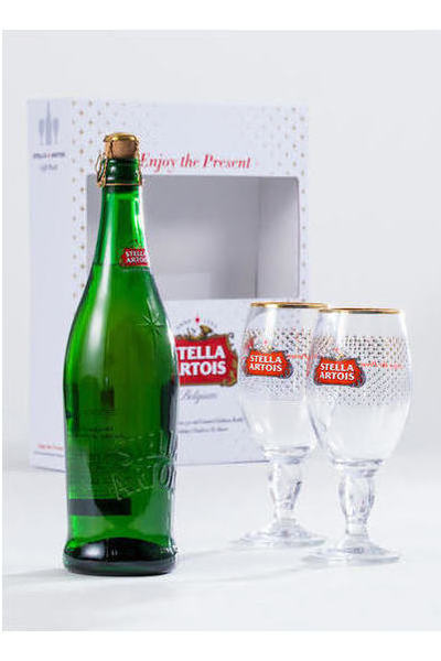 stella artois holiday gift