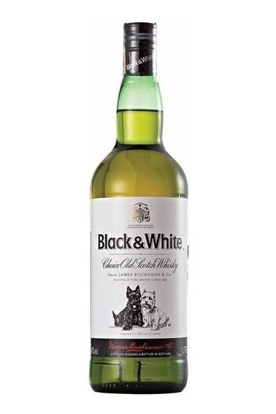 Black White Scotch Price Reviews Drizly