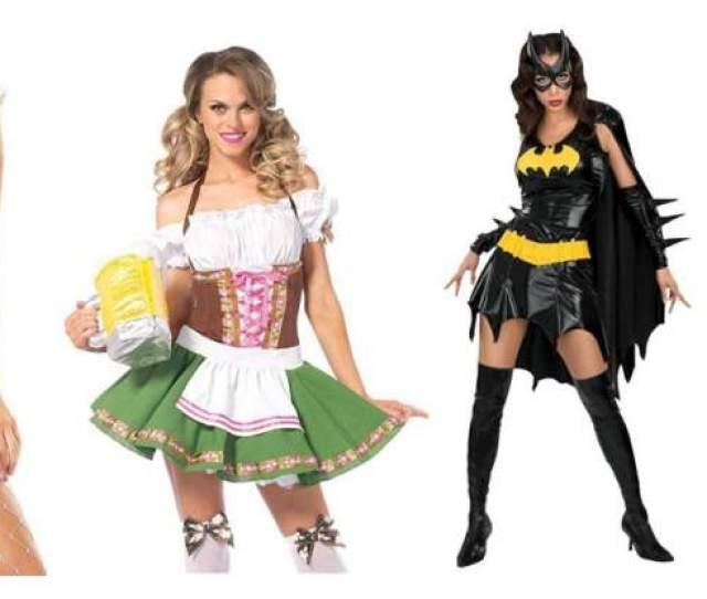 Best Sexy Halloween Costume Ideas For Girls